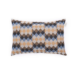 Cover Me Up - Cushion Commedia dell'arte -Blue