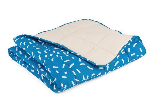 Pantomine Baby Blankets - Blueberry Confetti