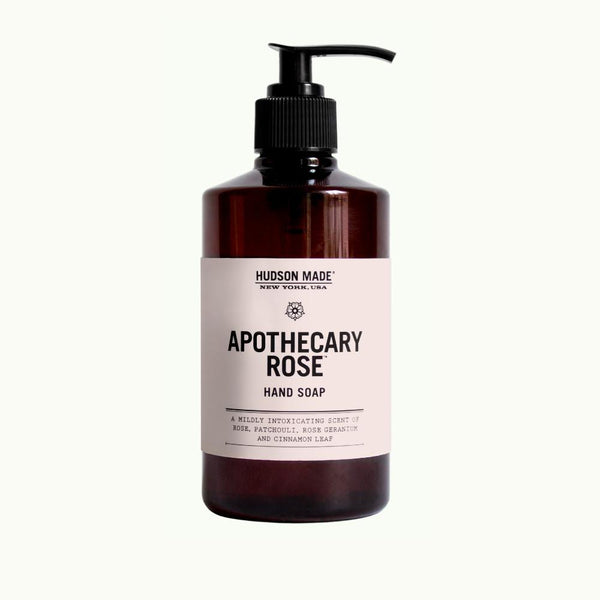 Apothecary Rose Liquid Hand Soap