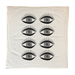 Seeing Eye Tea Towel