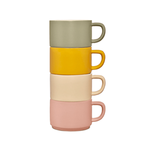 Totem Cups - Golden Hour Colors