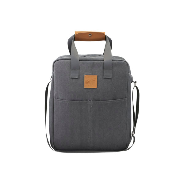 Cooling bag, picnic, grey