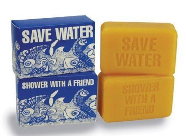 Save Water Soap