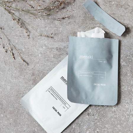 Facial Mask -  Anti age or Sensitive