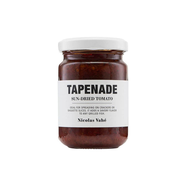 Tapenade - sun dried tomatoes