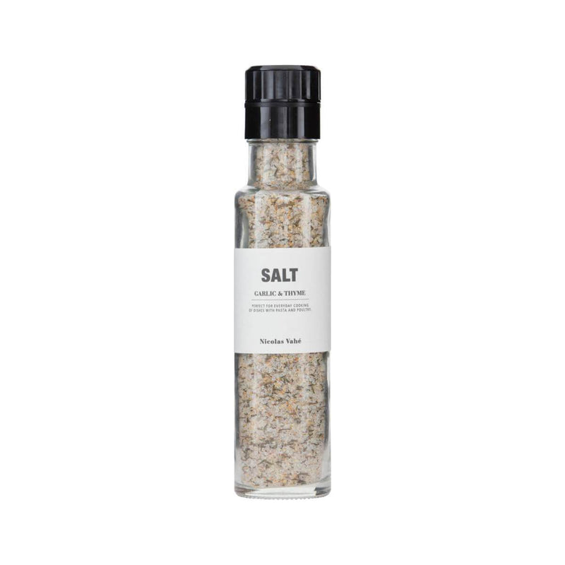 Salt - Garlic & Tyme