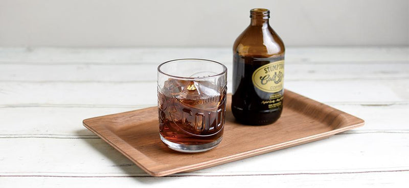 Cold Brew Coffee Tumbler - Amber