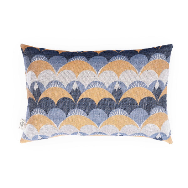 Cover Me Up - Cushion Cover in Eternal Sunset -Blue