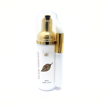 3D Volume Foaming Eyelash / Eyebrows Cleanser With Amino Acid & Free Brush - 60ml