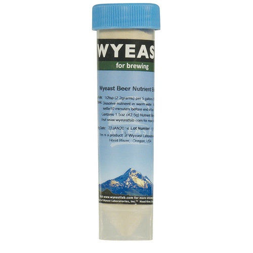 Wyeast Yeast Nutrient - 1.5 oz Vial