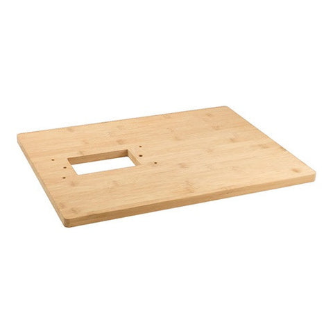 MaltMuncher   Bamboo Base Board for 2 Roll Grain Mill   pilot brewing supply.myshopify.com