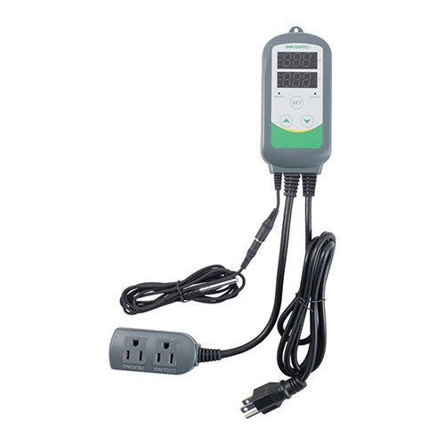 Inkbird Dual Stage Digital Temperature Controller