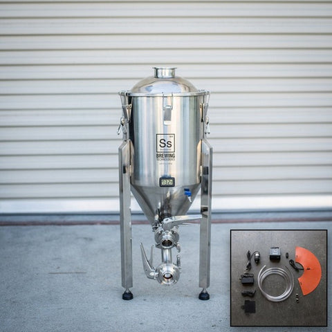 7 gal | Chronical Brewmaster Edition Fermenter with Heating & Chilling Package