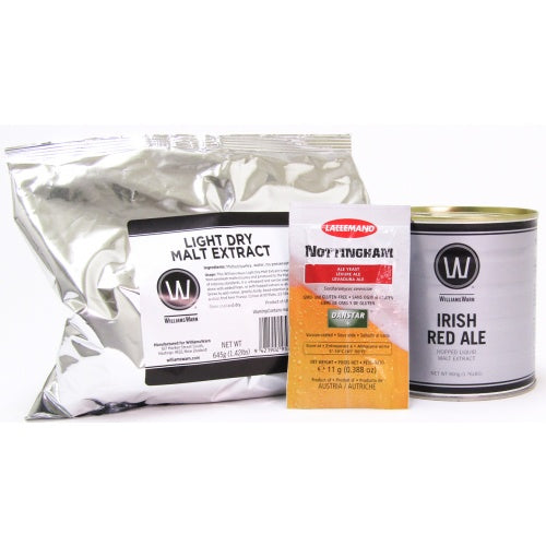 Irish Red Ale - No Boil Kit