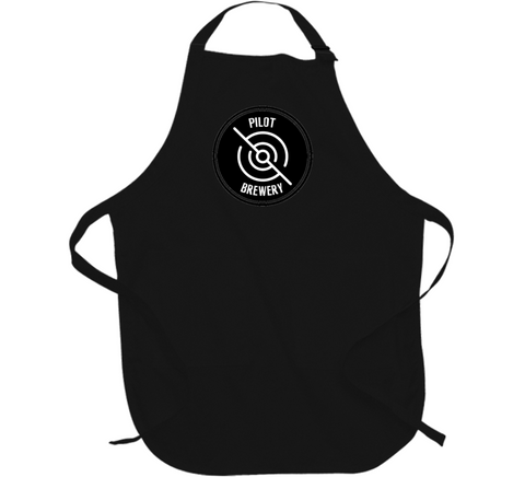 Pilot Brewery Apron   pilot brewing supply.myshopify.com