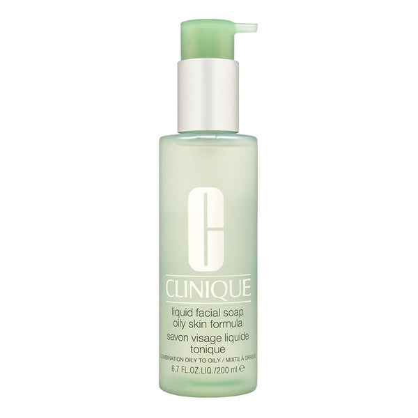 Clinique Liquid Facial Soap Oily Skin Formula 200ml/6.7oz
