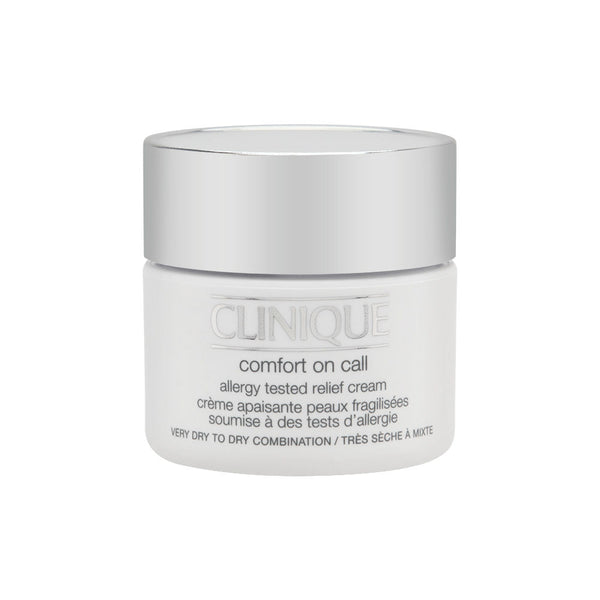 Clinique Comfort On Call Allergy Tested Relief Cream 50ml/1.7oz - Very Dry to Dry Combination