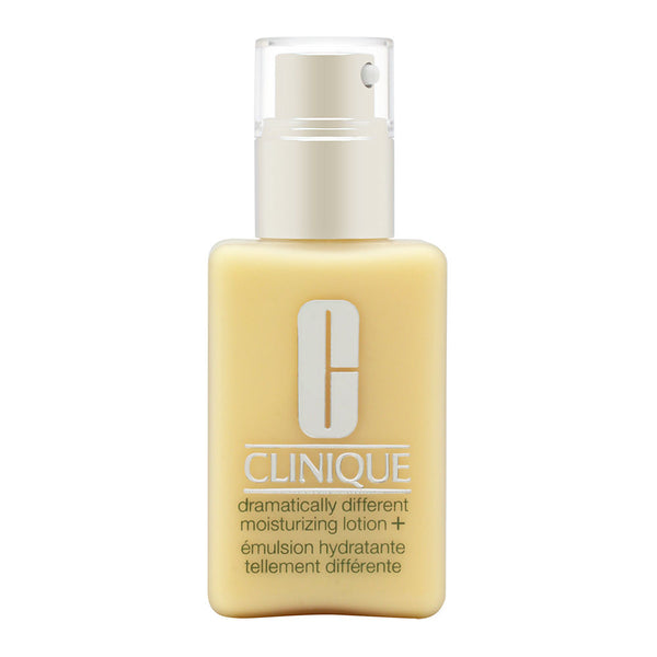Clinique Dramatically Different Moisturizing Lotion + with Pump 125ml/4.2oz - Very Dry to Dry Combination
