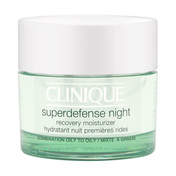 Clinique Superdefense Night Recovery Moisturizer 50ml/1.7oz - Combination Oily to Oily
