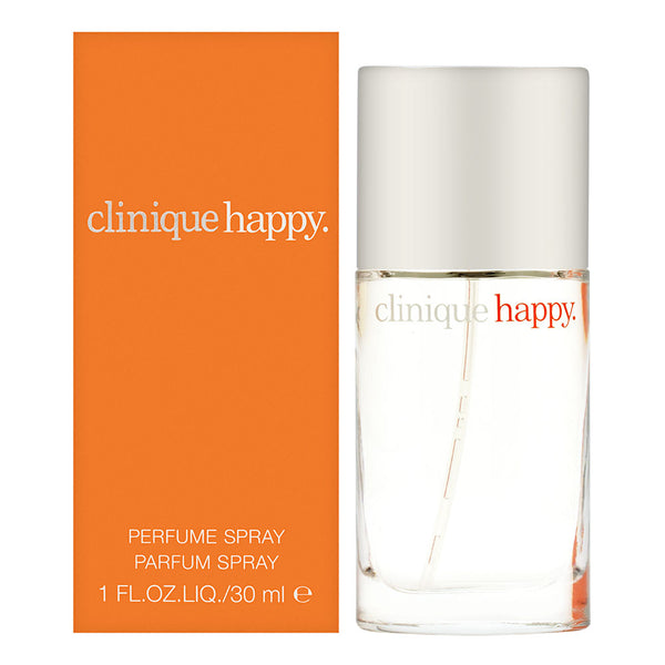 Happy by Clinique for Women 1.0 oz Perfume Spray