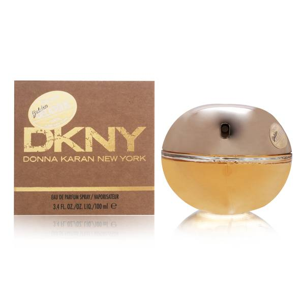 DKNY Golden Delicious For Women by Donna Karen 3.4 oz Eau de Parfum Spray