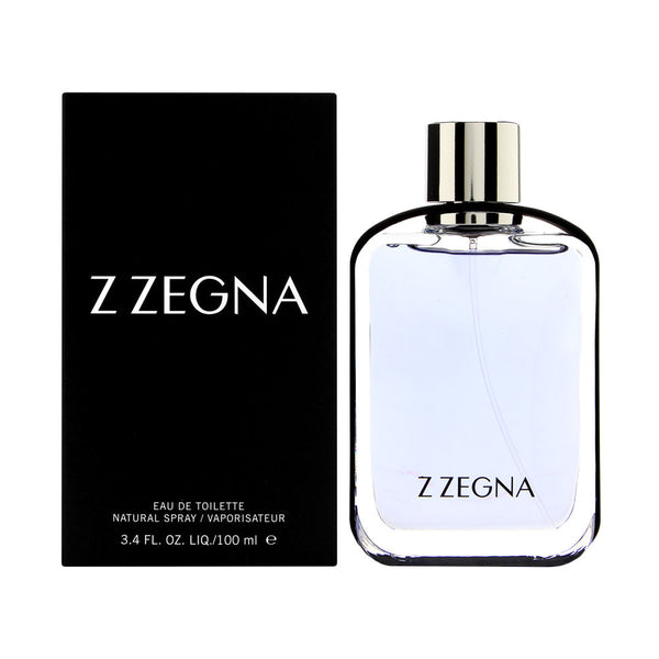 Z Zegna by Ermenegildo Zegna for Men 3.4 oz Eau de Toilette Spray