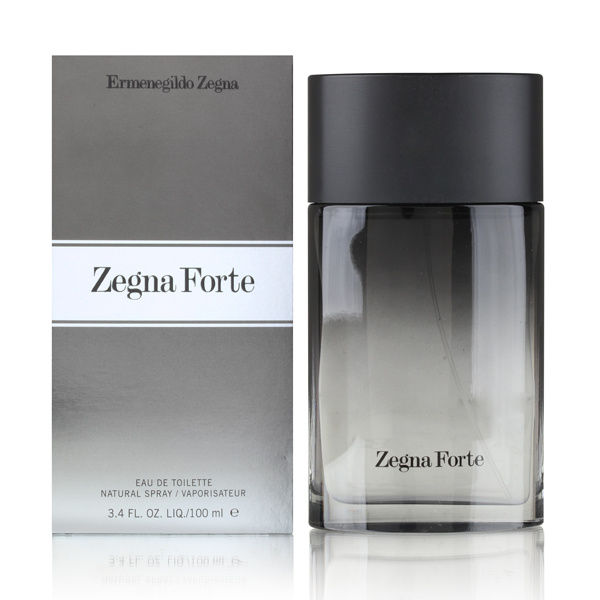 Zegna Forte by Ermenegildo Zegna for Men 3.4 oz Eau de Toilette Spray