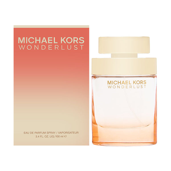 Michael Kors Wonderlust by Michael Kors for Women 3.4 oz Eau de Parfum Spray