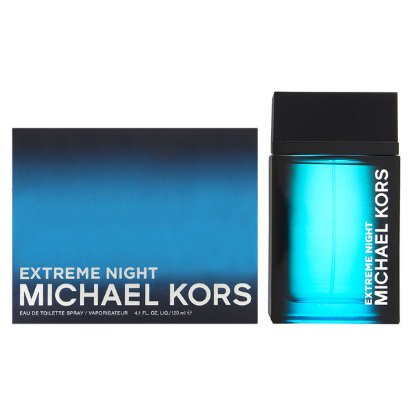 Michael Kors Extreme Night for Men 4.1 oz Eau de Toilette Spray