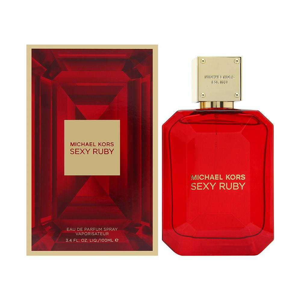 Michael Kors Sexy Ruby for Women 3.4 oz Eau de Parfum Spray