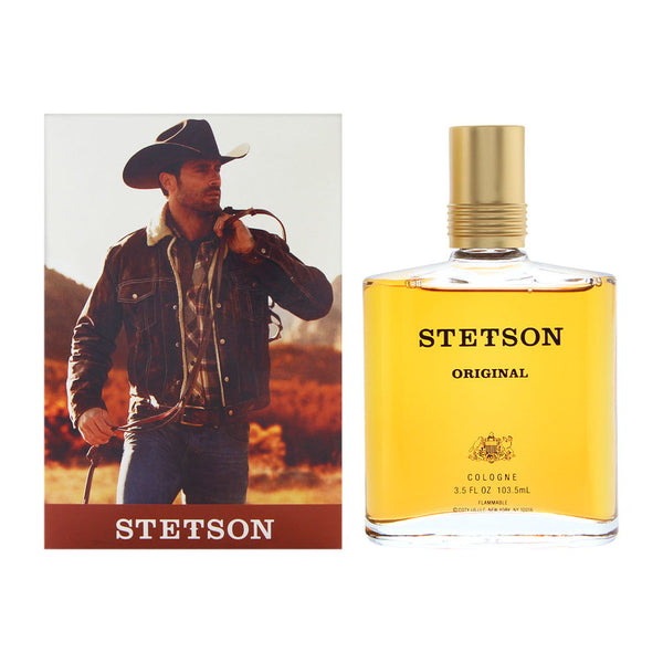 Stetson by Coty for Men 3.5 oz Cologne Pour