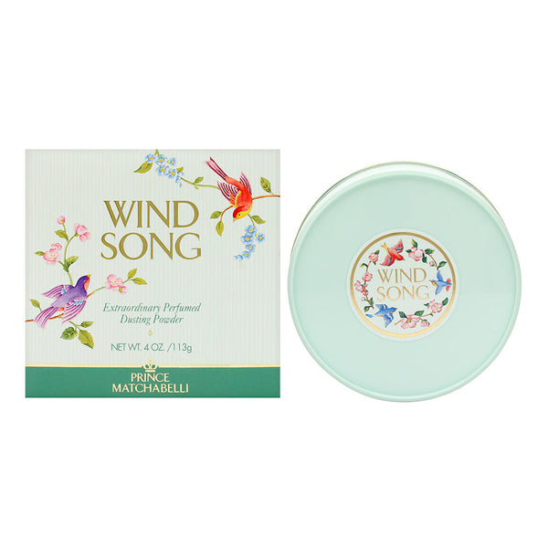 Wind Song For Women by Prince Matchabelli 4.0 oz Extraordinary Perfumed Dusting Powder