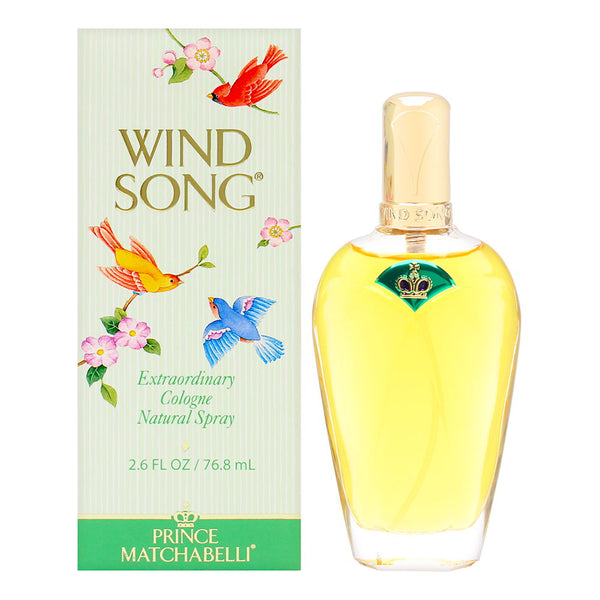 Wind Song For Women by Prince Matchabelli 2.6 oz Extraordinary Perfumed Dusting Powder