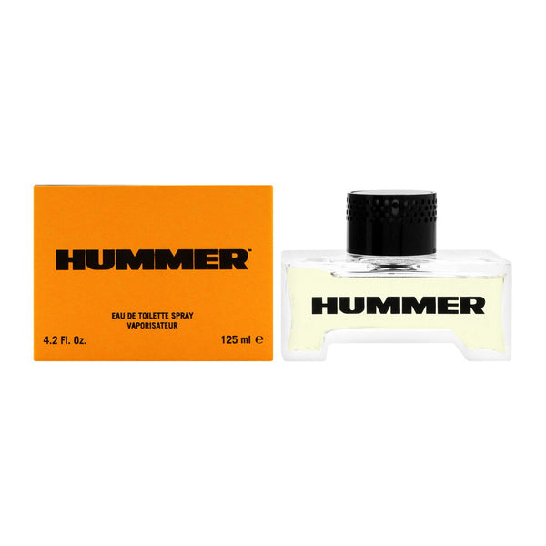 Hummer by Hummer for Men 4.2 oz Eau de Toilette Spray