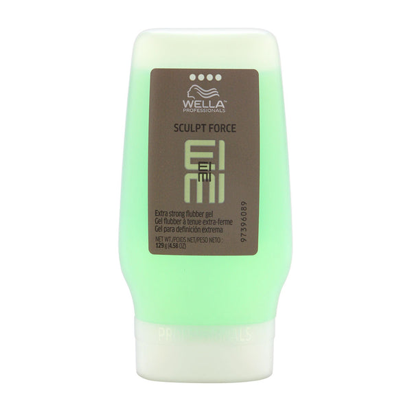 Wella EIMI Sculpt Force Extra Strong Flubber Gel 129g/4.58oz