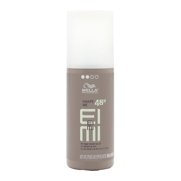 Wella EIMI Shape Me 48H Shape Memory Hair Gel 154g/5.43oz
