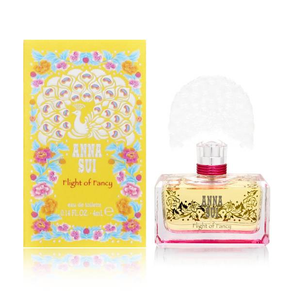 Anna Sui Flight of Fancy for Women 0.14 oz Eau de Toilette Miniature Collectible