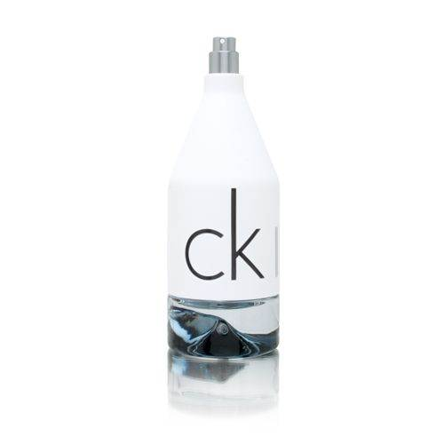 CK IN2U by Calvin Klein for Men 3.4 oz Eau de Toilette Spray (Tester no Cap)