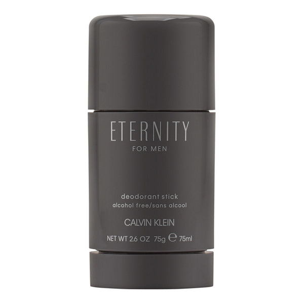 Eternity by Calvin Klein for Men 2.6 oz Deodorant Stick Alcohol Free