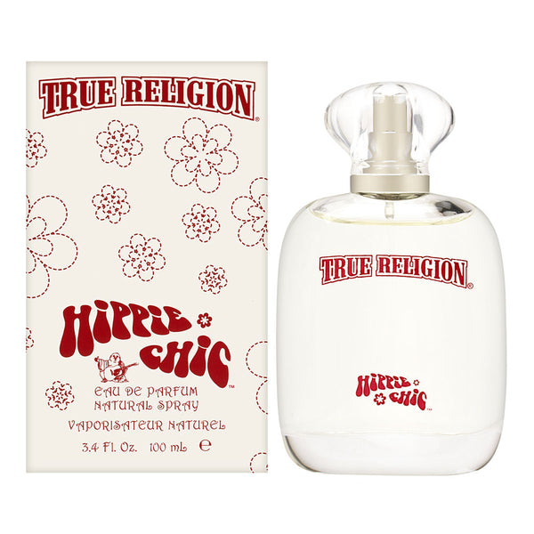 True Religion Hippie Chic For Women by True Religion Brand Jeans 3.4 oz Eau de Parfum Spray