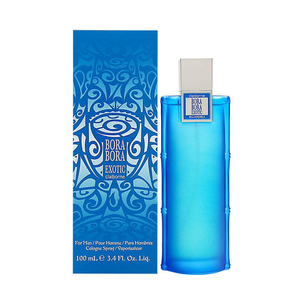 Bora Bora Exotic by Liz Claiborne for Men 3.4 oz Cologne Spray