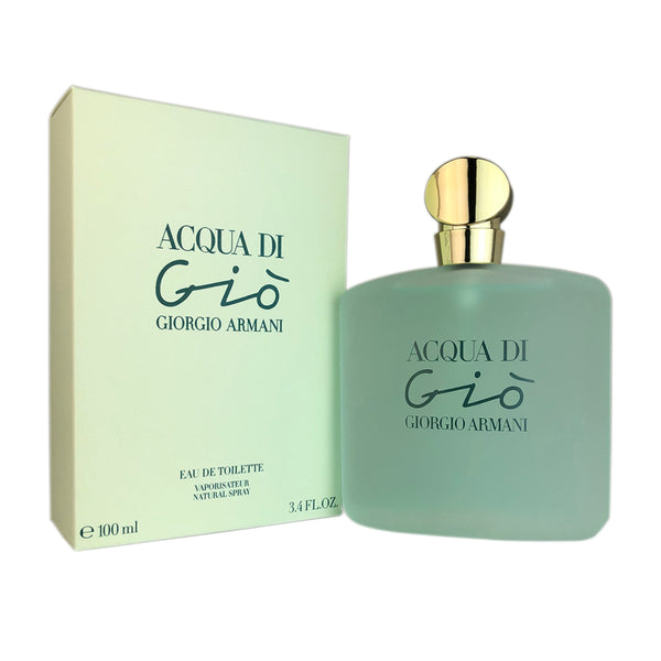 Acqua Di Gio for Women by Giorgio Armani 3.4 oz Eau de Toilette Spray