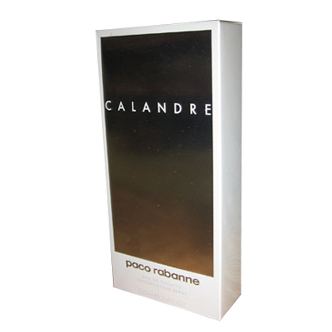 Calandre for Women by Paco Rabanne 3.3 oz Eau de Toilette Spray