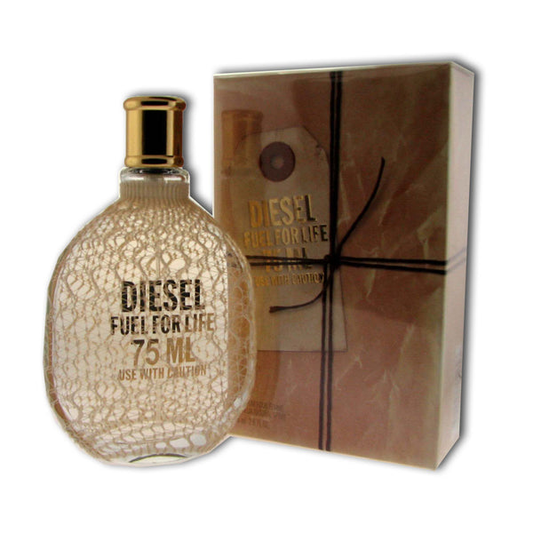 Diesel Fuel For Life for Women 2.6 oz Eau de Parfum Spray