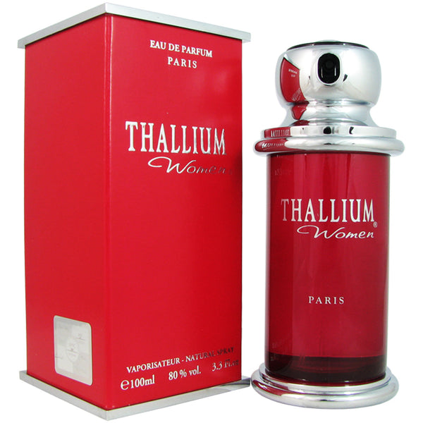 Thallium For Women by Yves De Sistelle 3.3 oz Eau de Parfum SP