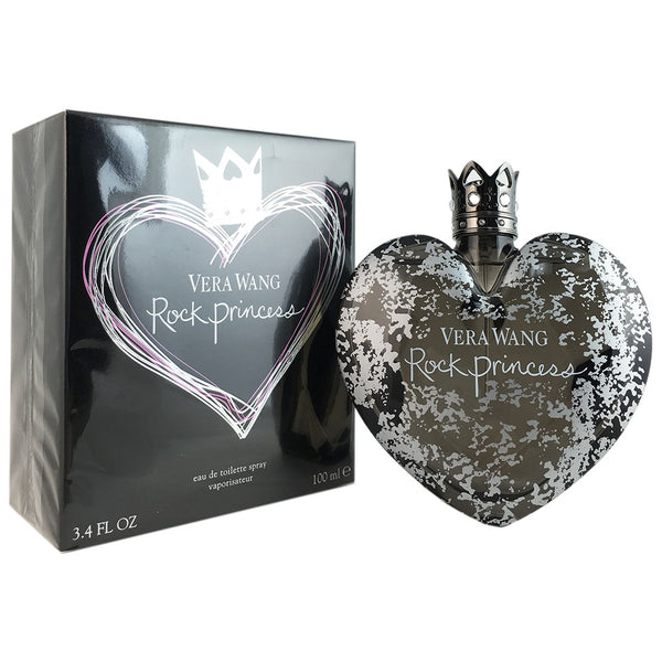 Vera Wang Rock Princess Women 3.4 oz Eau de Toilette SP