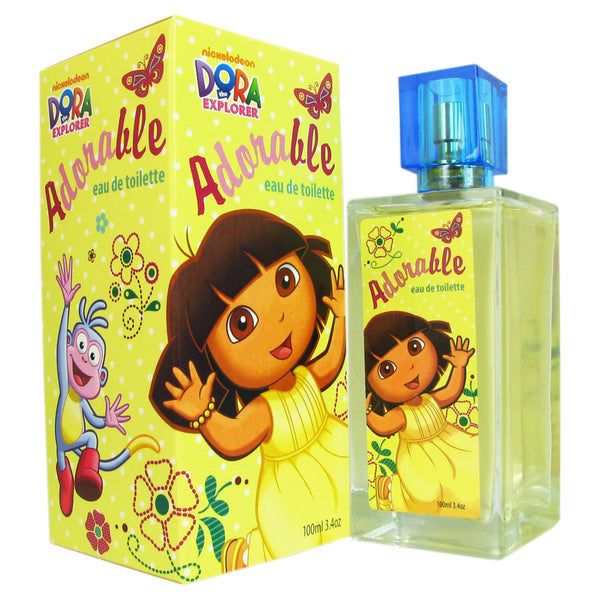 Dora Adorable by Marmol & Son 3.4 oz Eau de Toilette Spray