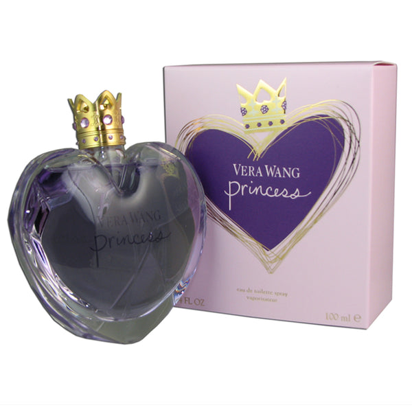 Vera Wang Princess for Women 3.4 oz Eau de Toilette Spray