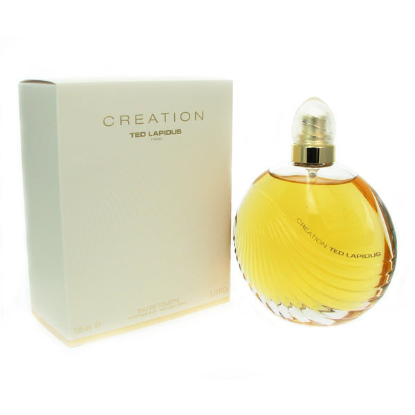 Creation for Women by Ted Lapidus 3.3 oz Eau de Toilette Spray
