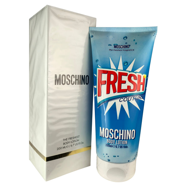 Moschino Fresh Couture For Women By Moschino 6.7 oz Body Lotion